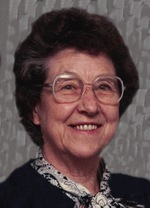 Doris Huffman (Martin)